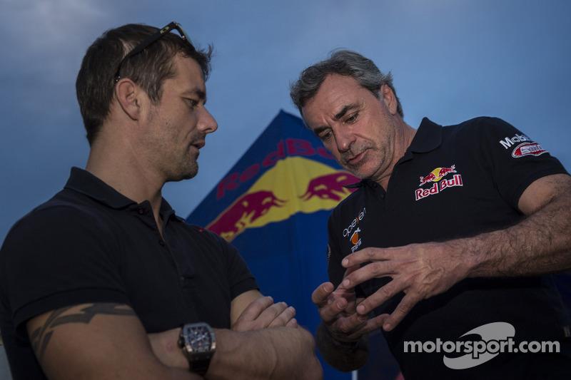Sébastien Loeb e Carlos Sainz