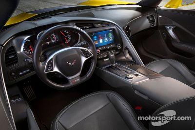 2015 Corvette Z06 unveiling