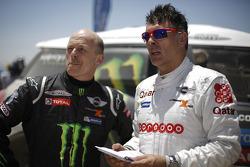 Jean-Paul Cottret and Lucas Cruz
