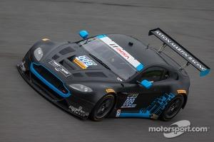 #009 TRG-AMR Aston Martin V12 Vantage: Kenneth Greenberg