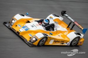 #8 Starworks Motorsport ORECA FLM09 Chevrolet: Mirco Schultis, Renger van der Zande, Eric Lux, Sam Bird