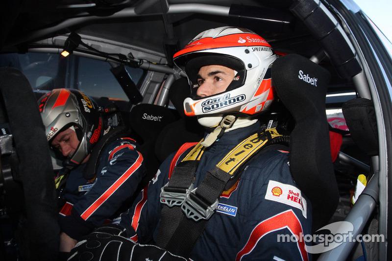Daniel Sordo ve Marc Marti, Hyundai i20 WRC, Hyundai Motorsport