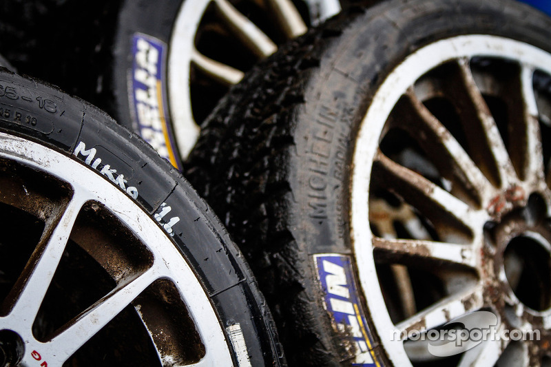 Tyre details