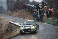 Yurii Protasov ve Pavlo Cherepin, Ford Fiesta R5