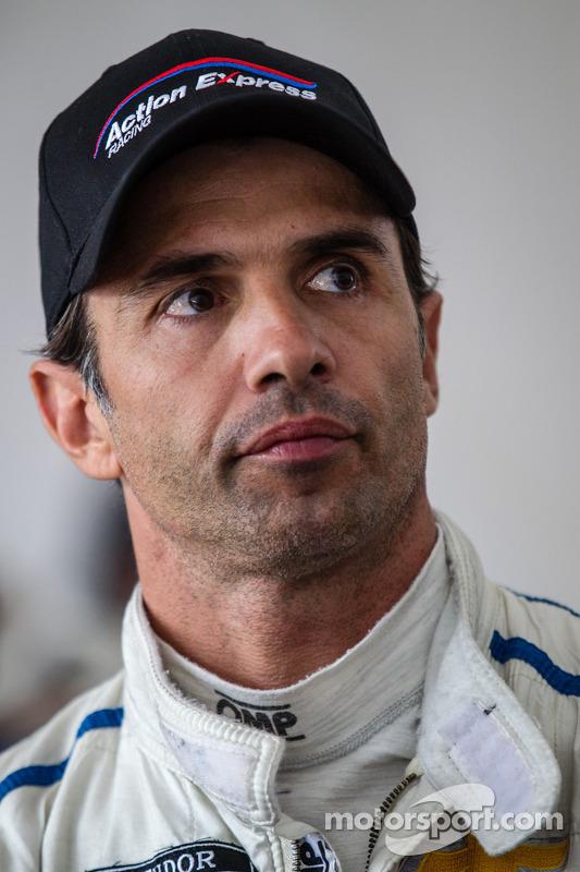 Christian Fittipaldi assiste volta final