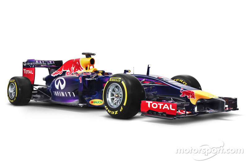 La Red Bull Racing RB10