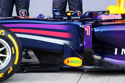 Red Bull Racing RB10 chassis detail