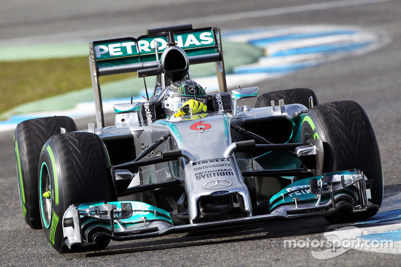 #8: Nico Rosberg (30 Pole-Positions)