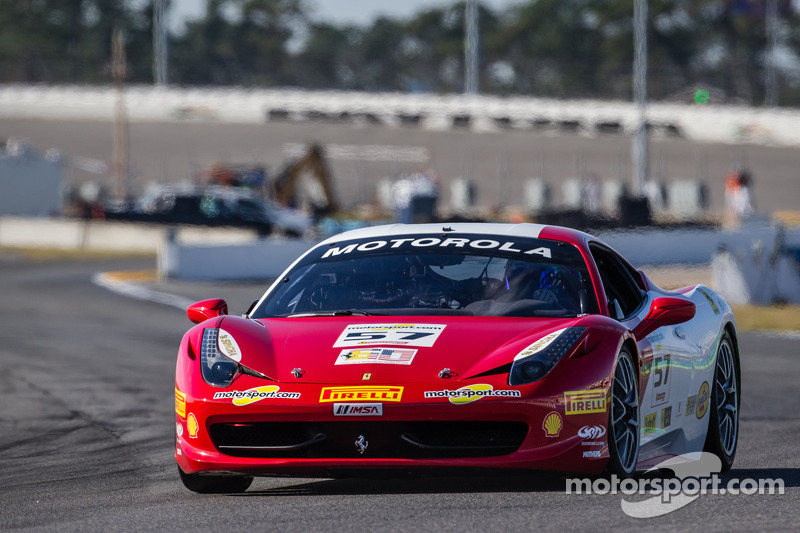 Jackie Heinricher, Ferrari di San Diego