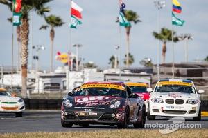 #88 Rebel Rock Racing Porsche Cayman: Jim Jonsin