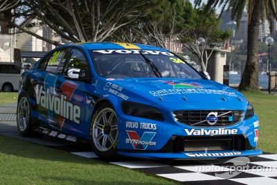 Polestar Racing Volvo S60 unveil