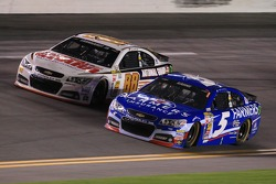Dale Earnhardt Jr., Hendrick Motorsports Chevrolet ve Kasey Kahne, Hendrick Motorsports Chevrolet