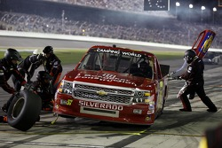 Pit stop  for Norm Benning