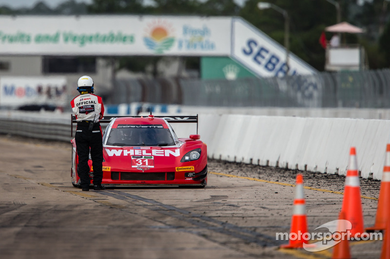#31 Marsh Racing Corvette DP Chevrolet: Eric Curran, Boris Said, Max Papis