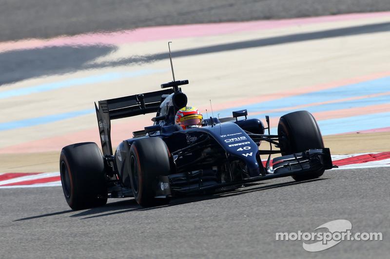 Felipe Nasr, Üçüncü Pilotu, Williams F1 Takımı