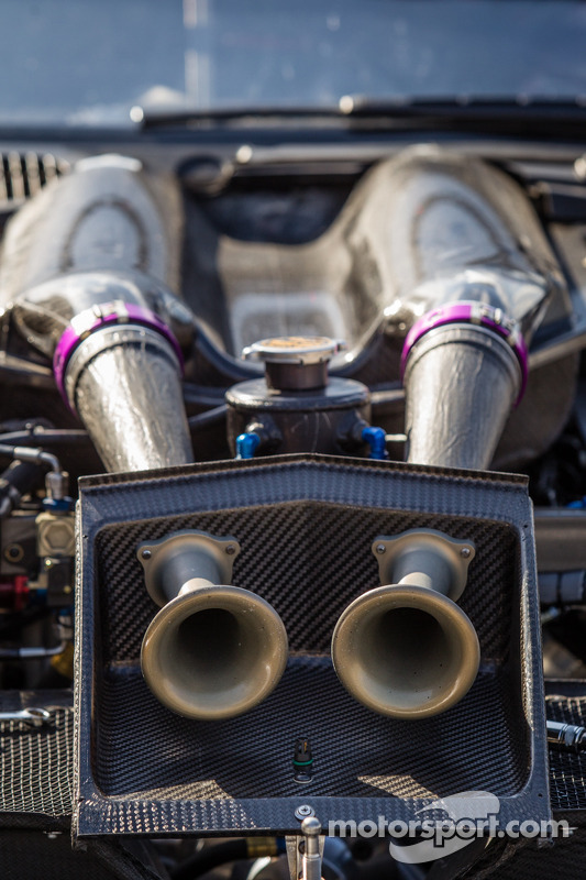 Motor do #93 SRT Motorsports SRT Viper GTS-R