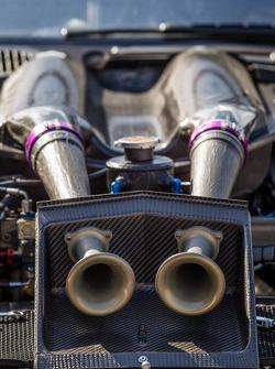 #93 SRT Motorsports SRT 蝰蛇 GTS-R 引擎