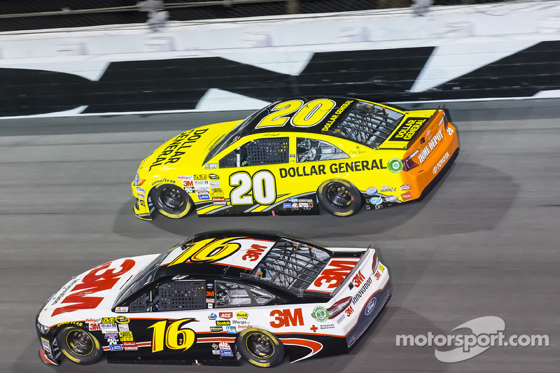 Greg Biffle ve Matt Kenseth