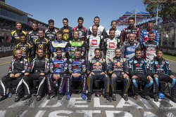 2014 drivers group photo