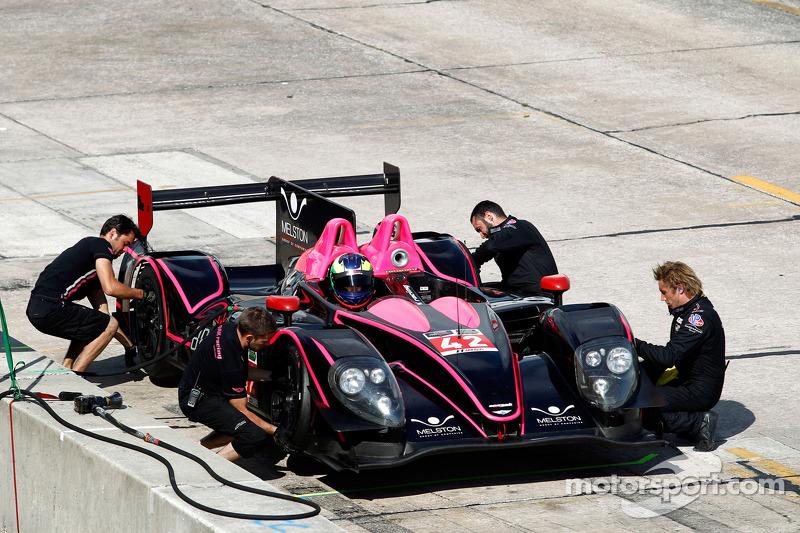 #42 Oak Racing 摩根: 奥利弗·普拉