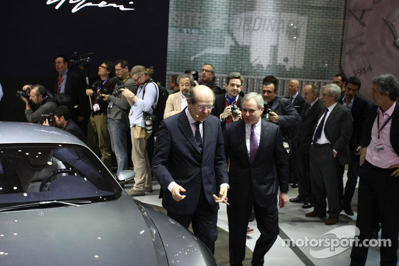 Harald J. Wester, CEO di Maserati