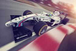 威廉姆斯-马天尼车队FW36赛车