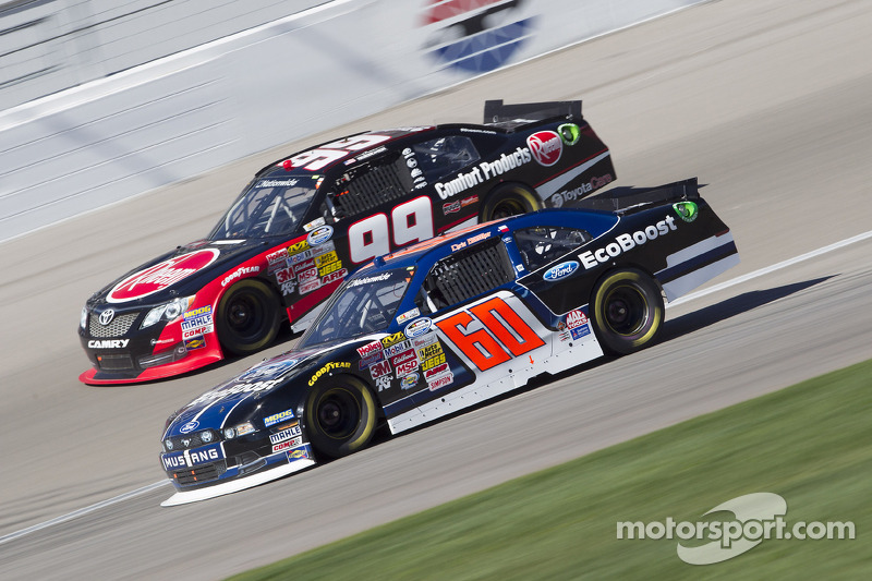 Chris Buescher ve James Buescher