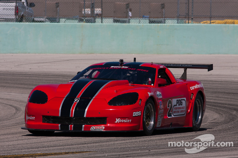 #2 Performacne Driving Group/SCDE Chevrolet Corvette: Henry Gilbert