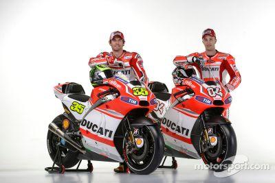 Ducati Corse yeni motor tanıtımı