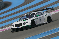 #7 M-Sport Bentley Continental GT3: Guy Smith, Steven Kane