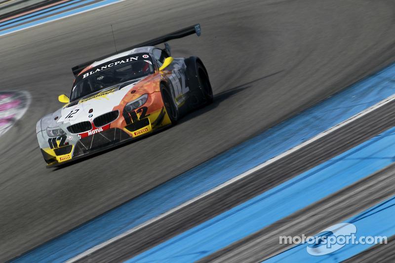#12 TDS Racing 宝马 Z4 GT4