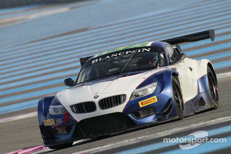 #21 宝马 Sports Trophy Team Brasil 宝马 Z4 GT3