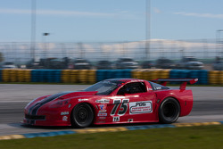 #75 Crystal Clear Pools/All-Safe Pool Chevrolet Corvette: Charles Wicht