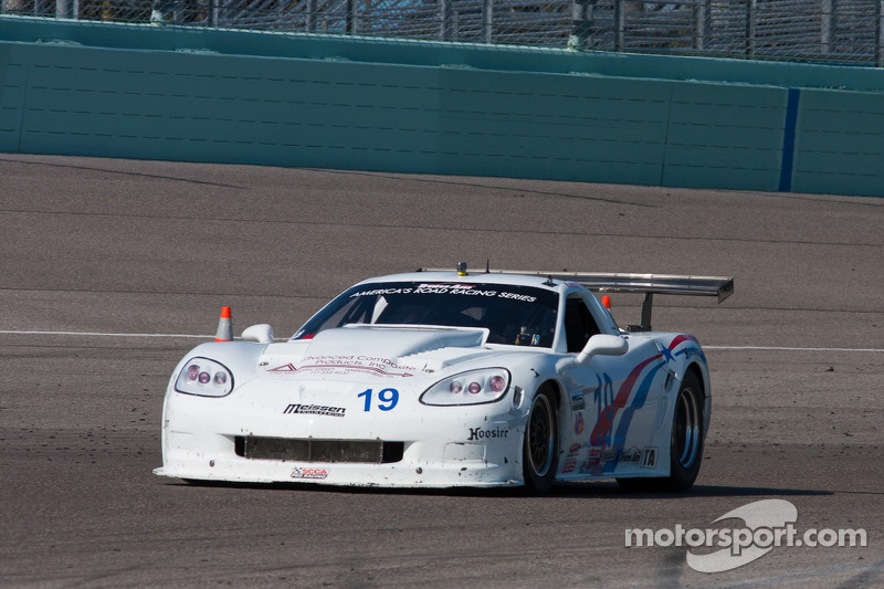 #19 Advanced Composite Products Chevrolet Corvette: Kerry Hitt