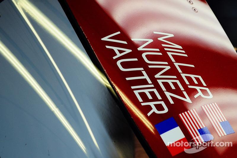 #07 SpeedSource Mazda Mazda: Tristan Nunez, Joel Miller, Tristan Vautier detayı