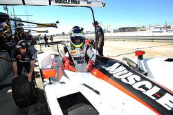 #6 Pickett Racing ORECA Nissan: Klaus Graf