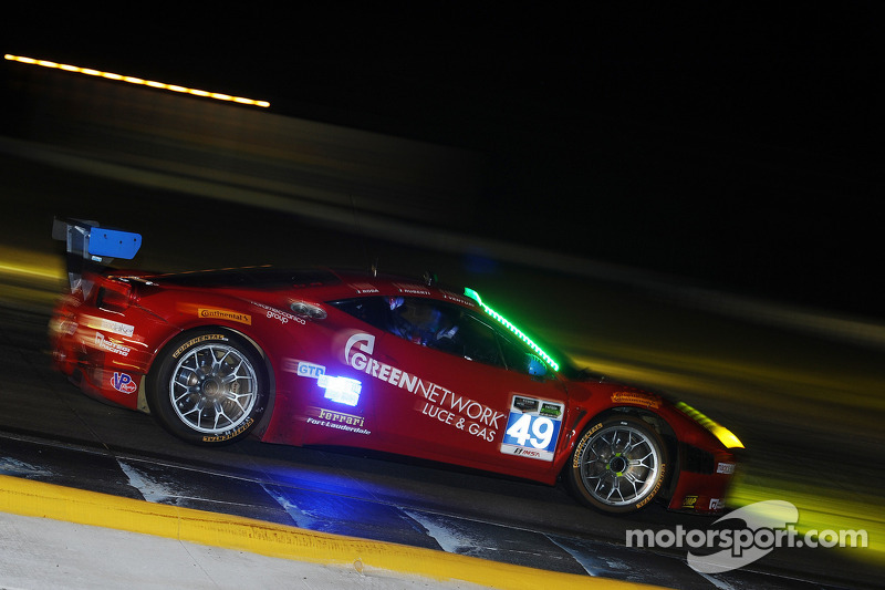 #49 Spirit of Race 法拉利 458 Italia: 吉安卢卡·洛达, 保罗·鲁贝蒂, 米尔科·文图里