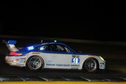 #19 Muehlner Motorsports America Porsche 911 GT America: Earl Bamber, Kyle Gimple, Ruggero Melgrati