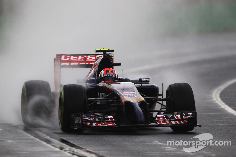 GP Australië 2014, Daniil Kvyat, Scuderia Toro Rosso