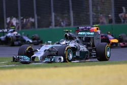 Nico Rosberg, Mercedes AMG F1 Team  16