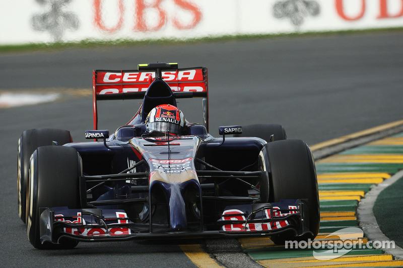 Daniil Kvyat: Grand Prix von Australien 2014