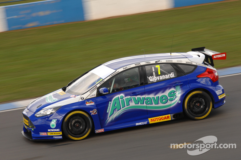 Fabrizio Giovanardi,Airwaves Racing