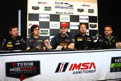 Board of directors for the Motorsport Safety Foundation: Jim Norman, Eduardo Cisneros, Henrique Cisn