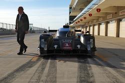 Марко Бонаноми и Филипе Альбукерк. Тесты Audi COTA, вторник.