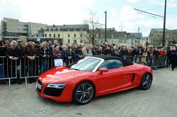 Audi conversível