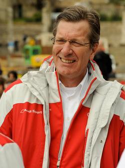Ralf Jüttner, Audi Motorsport