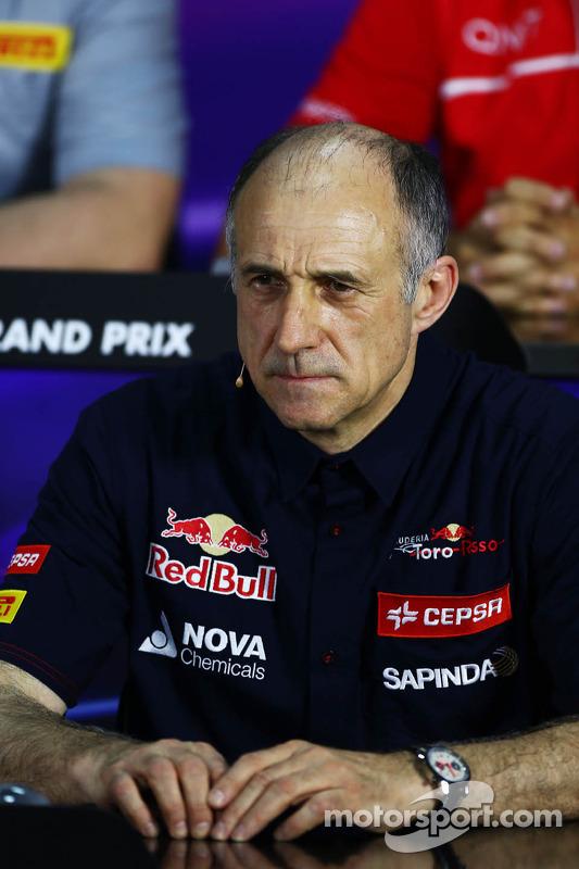 Franz Tost, Scuderia Toro Rosso