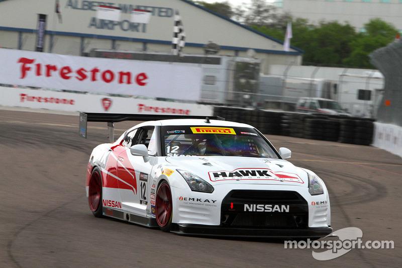 #12 CRP Racing 日产 GTR: 迈克·斯基恩