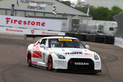 #12 CRP Racing Nissan GTR: Mike Skeen