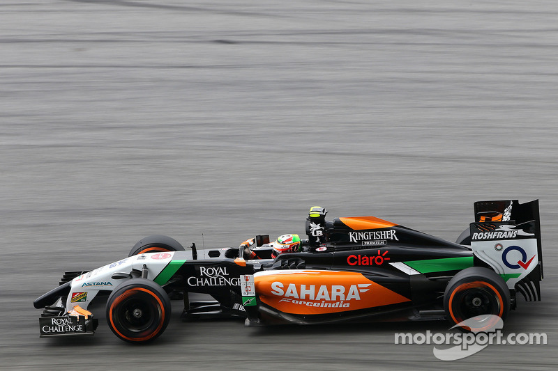 Sergio Perez (MEX), Sahara Force India